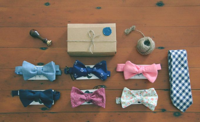 handmade bow ties from winstons legacy