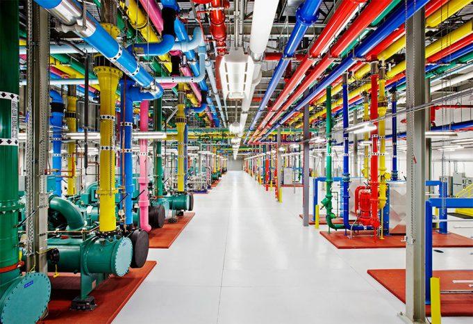 google machine learning datacenter seo
