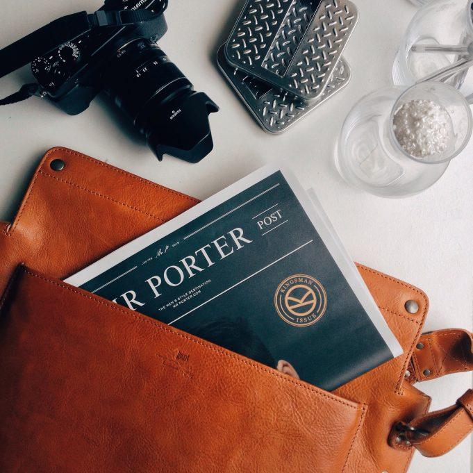 hardgraft mr porter bag blogger