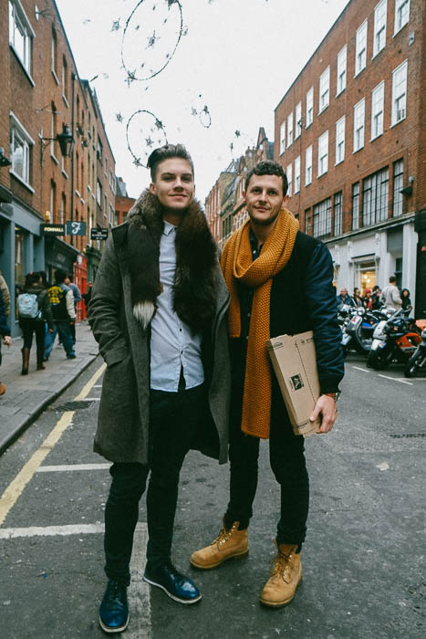 mens street style seven dials central london
