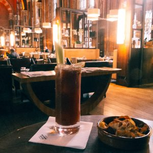 kings cross booking office bar bloody mary