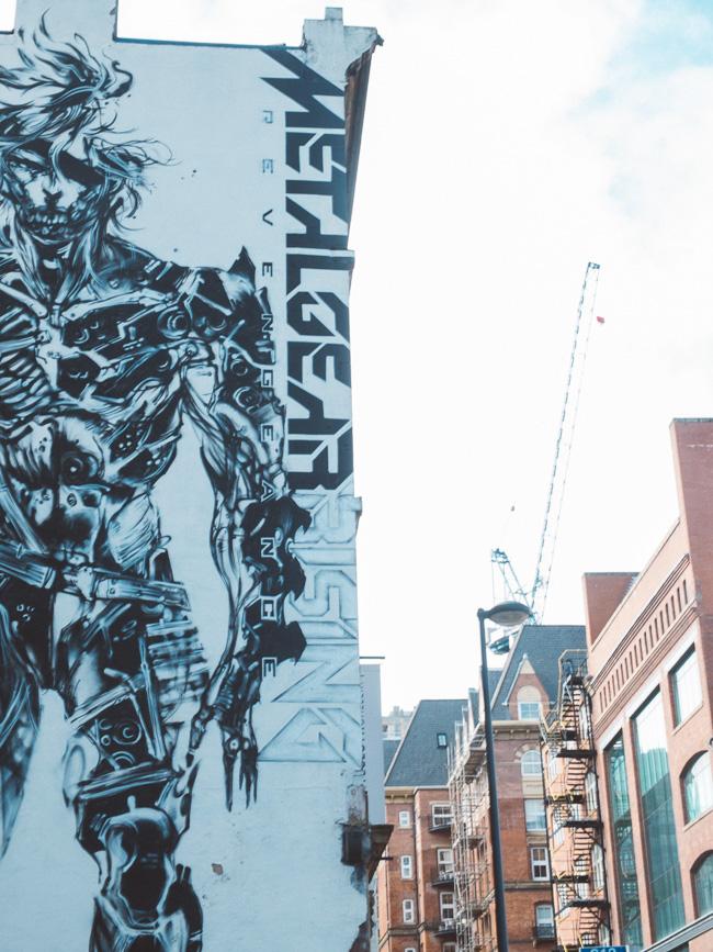 metal gear solid mural leeds