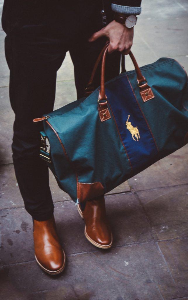 london street style blogger seven dials interlaced