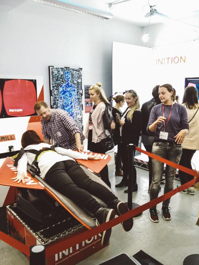 skydive virtual reality oculus