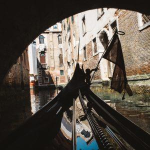 venice canals gondola photography