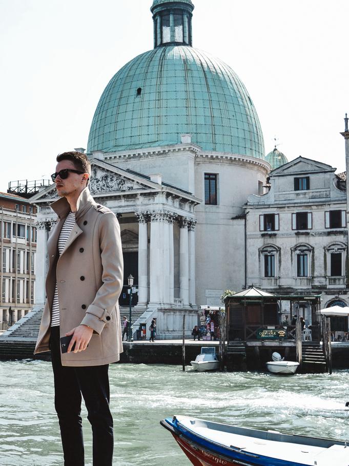 style division zara trench coat