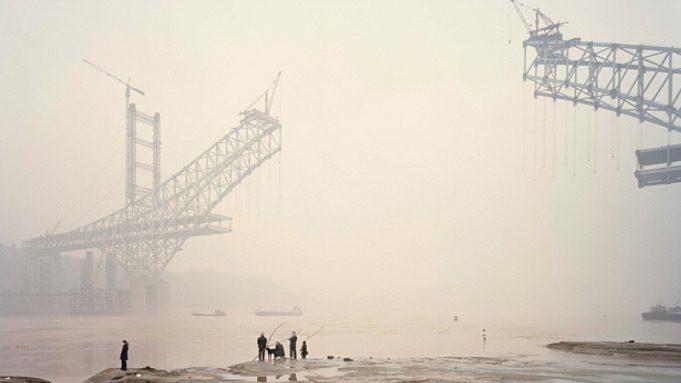 Nadav Kander bridge