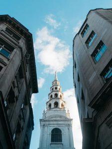 St Paul's Cathedral london blogger lookbook menswear-22