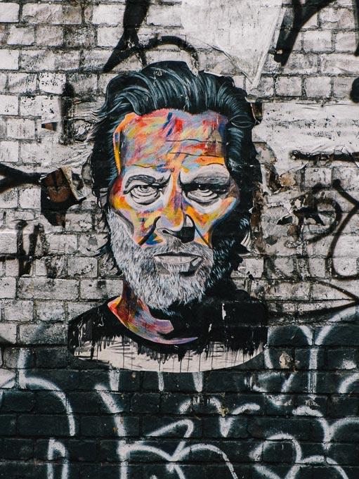 shoreditch street art graffiti