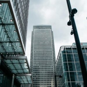 canary wharf architecture building