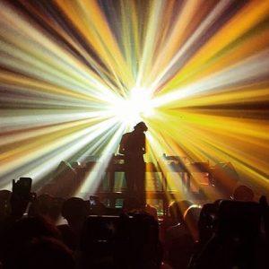 jamie xx in colour london brixton live concert gig