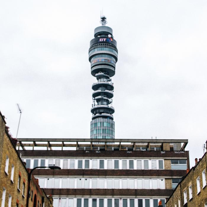 bt tower vsco