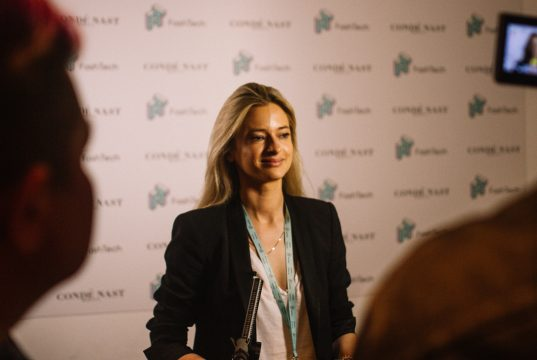 Sasha Ternent sustainability talk