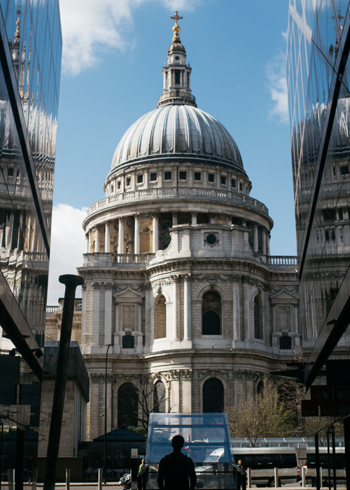 st pauls cathedral vsco architecture