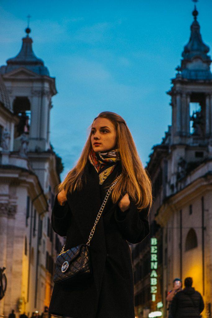 fashion in rome and bologna blogger travel