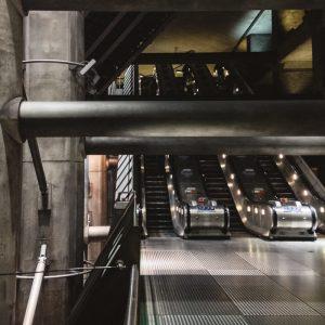 industrial green park station london