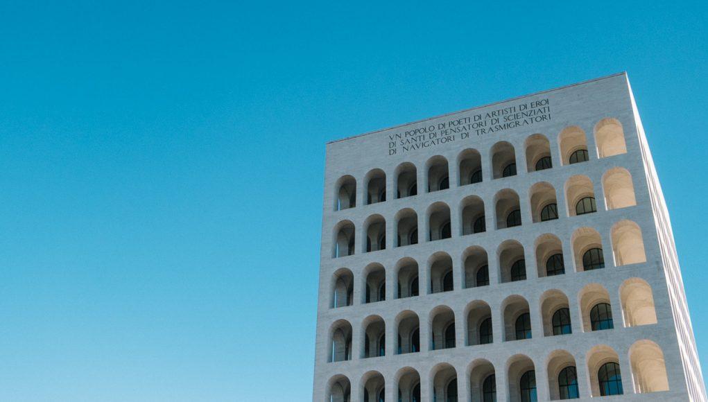 rome italy eur architecture explore fujifilm photography-25