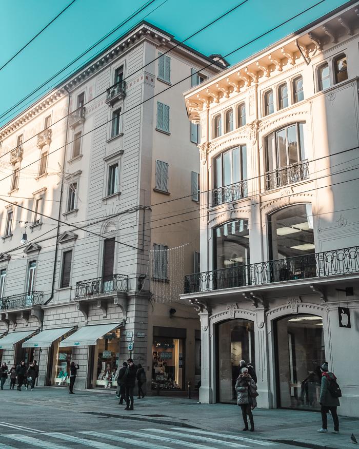 bologna italia architecture