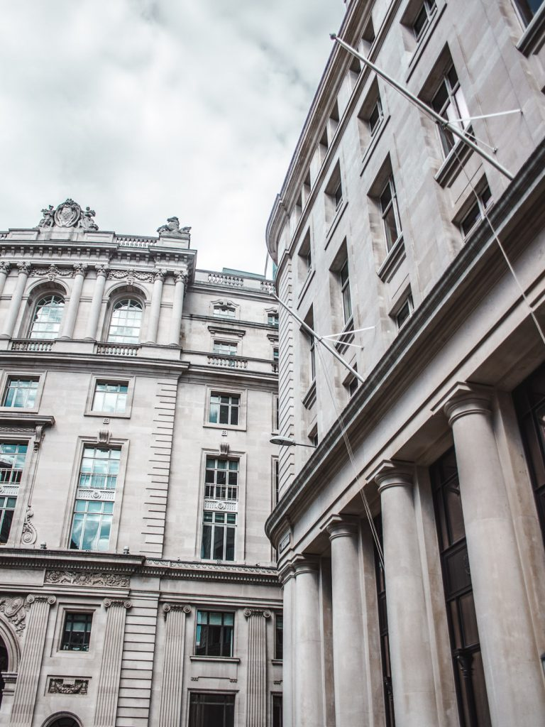 bank london explore