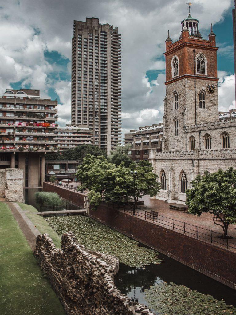 barbican london brutalist architecture lookbook-2