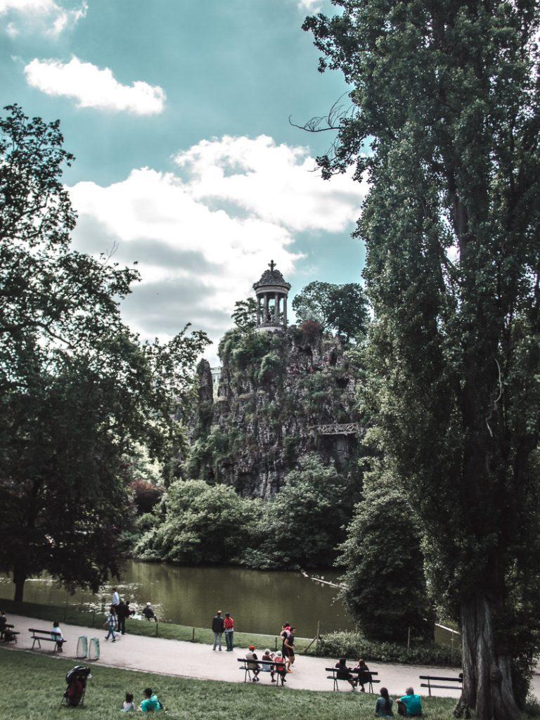 paris france park