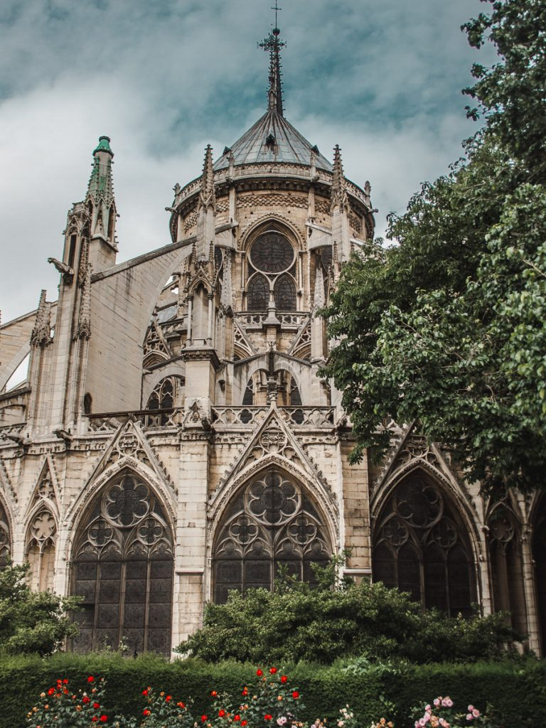 notre dame gothic