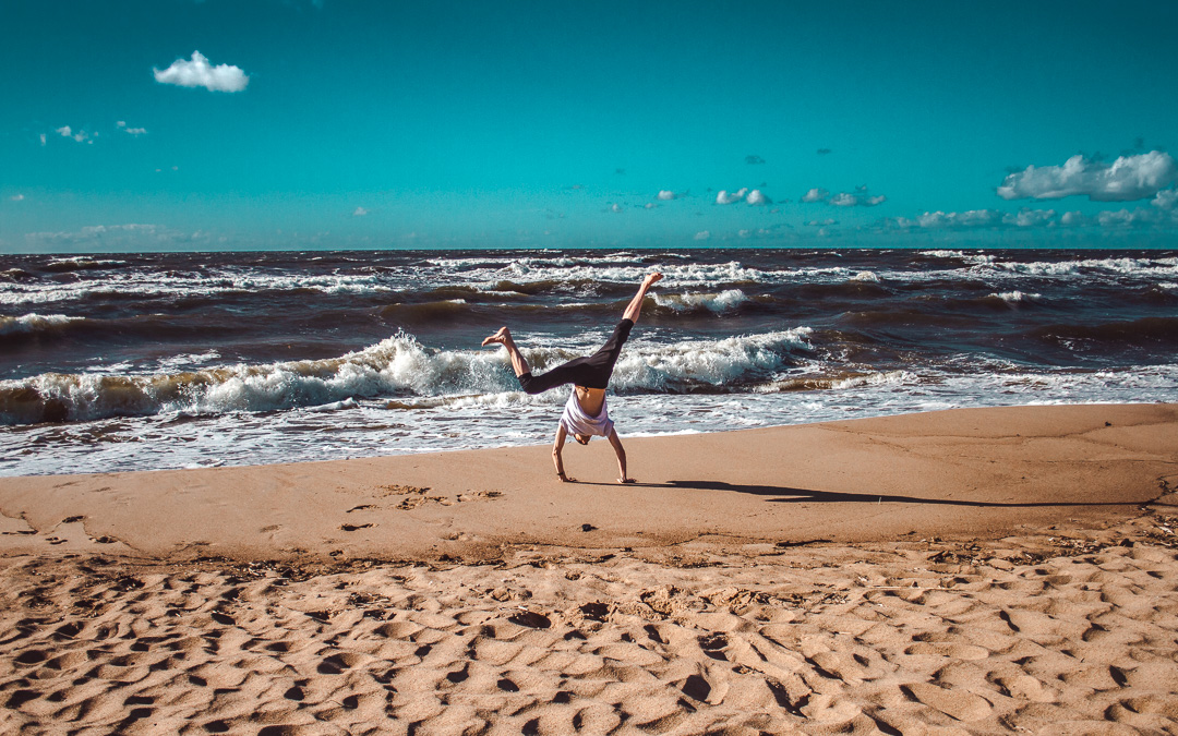 anton dee latvia beach
