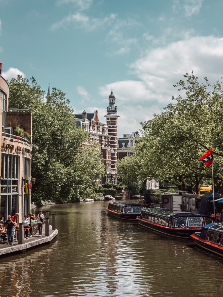 amsterdam canals travel