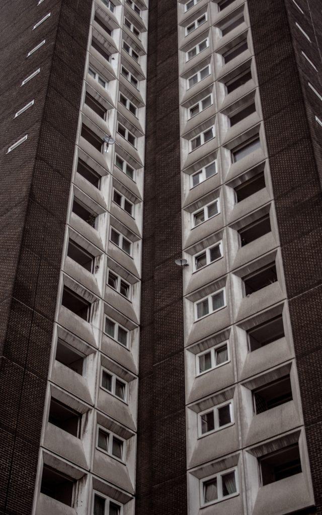 aldgate building