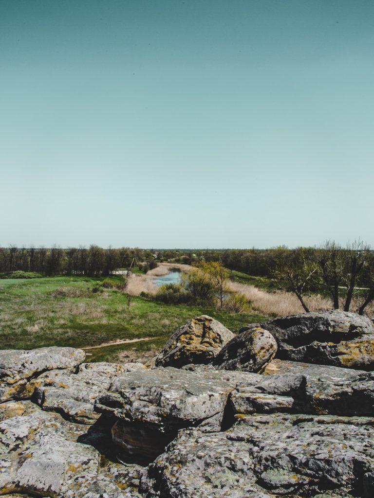 Kamyana Mohyla ukraine melitopol