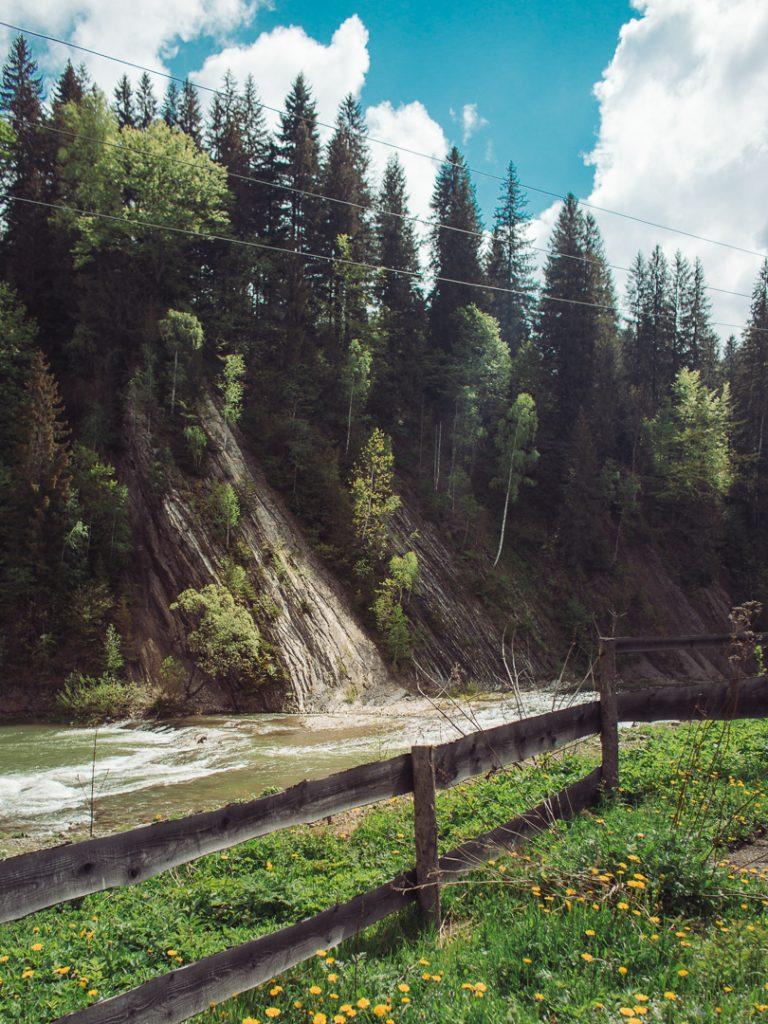 carpathian mountains travel blog