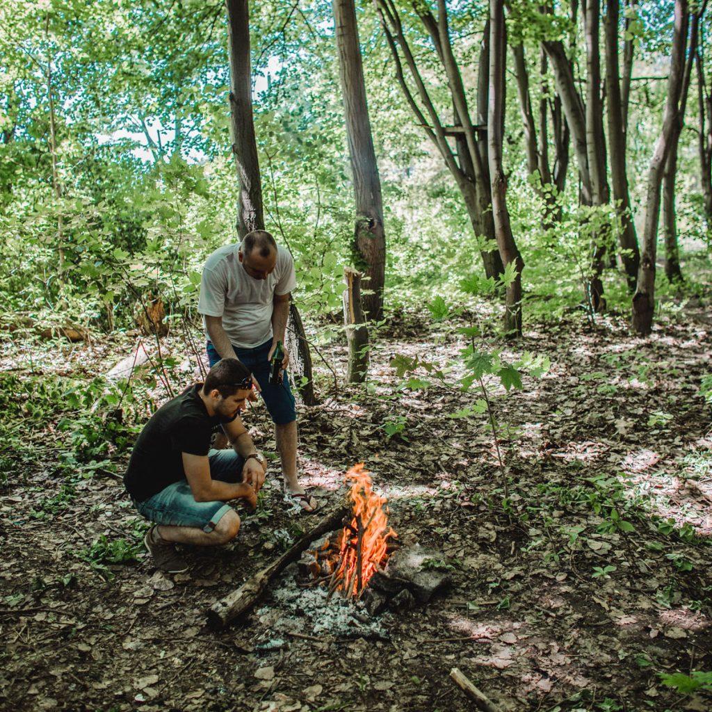 forest barbecue ukraine