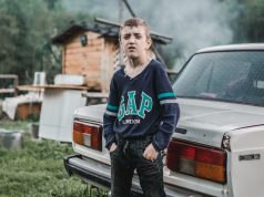 mountain kid lada ukraine