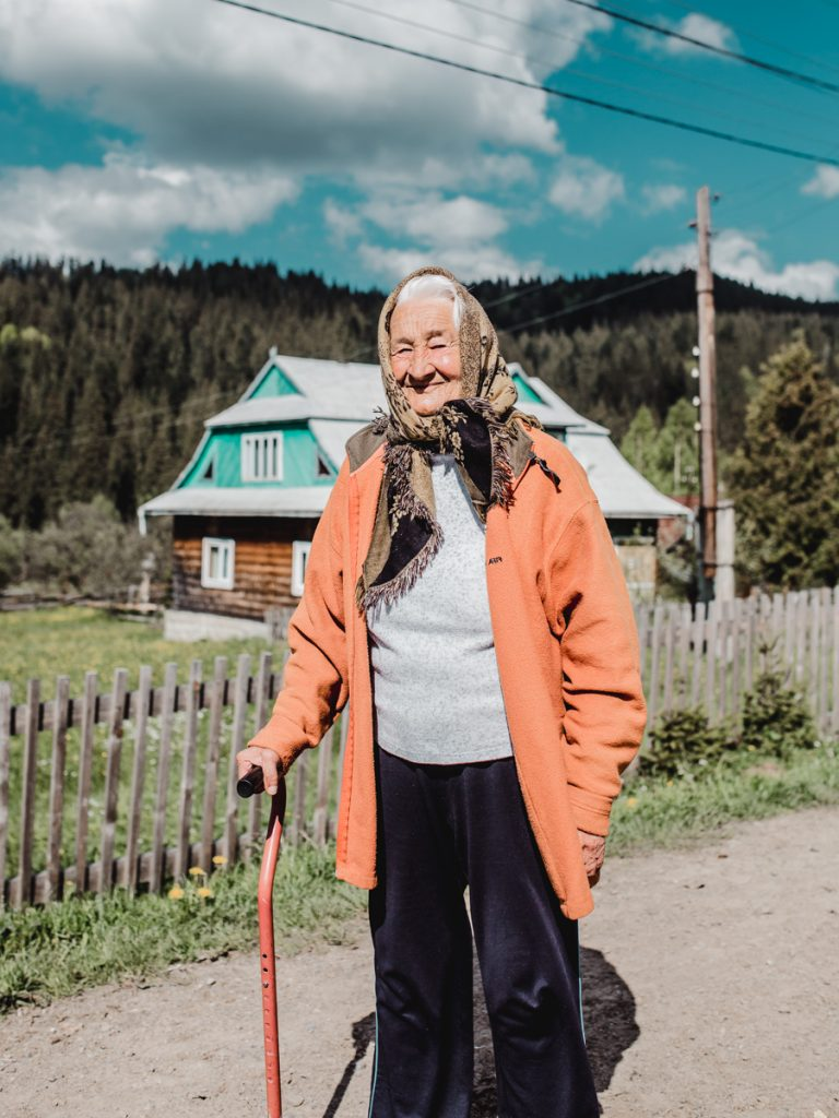 granny village babushka