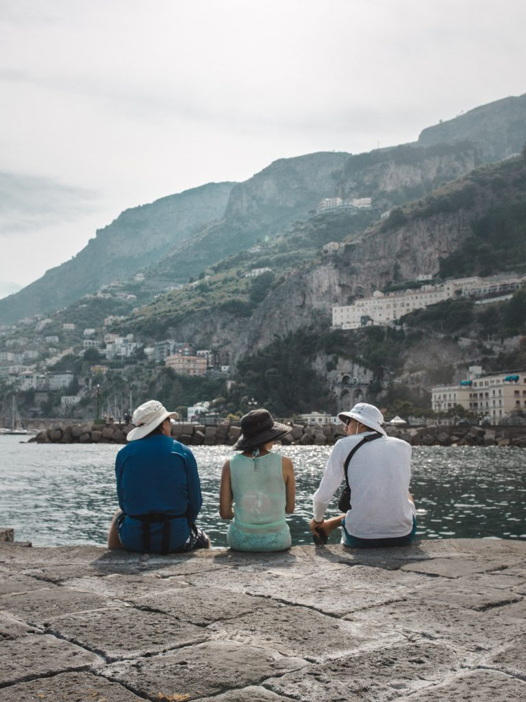 amalfi coast people
