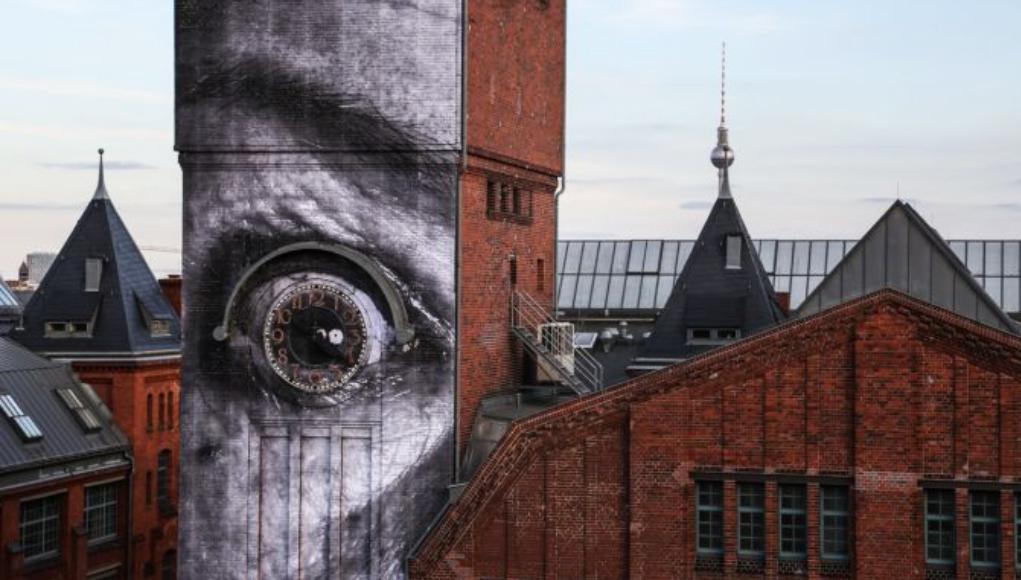 jr mural artist berlin