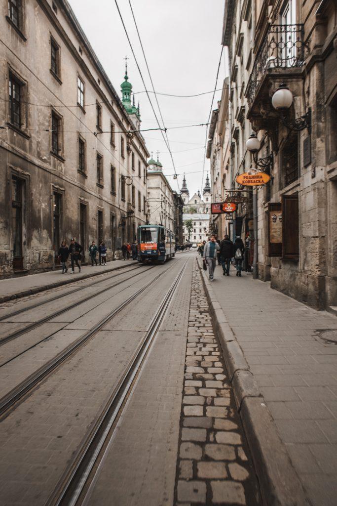 lviv streets Львів