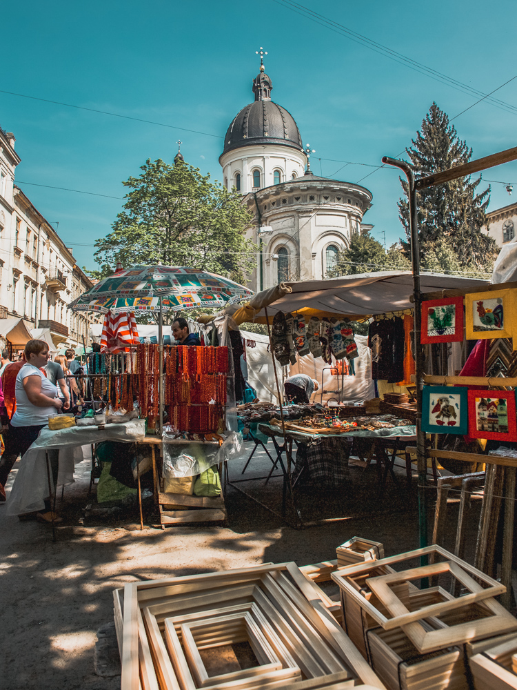 lviv market