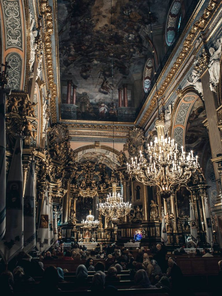 Cathedral Basilica of the Assumption, Lviv