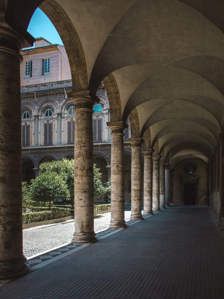 Galleria Doria Pamphilj - Palazzo, Rome