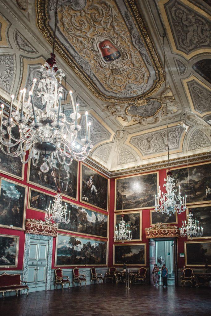 Galleria Doria Pamphilj - Palazzo, Roma