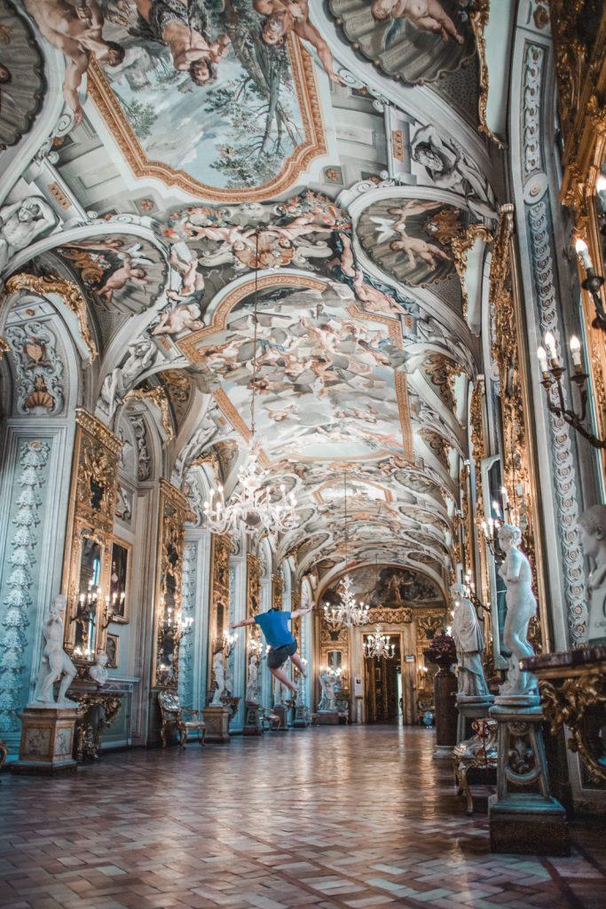 Galleria Doria Pamphilj - Palazzo, Roma anton dee