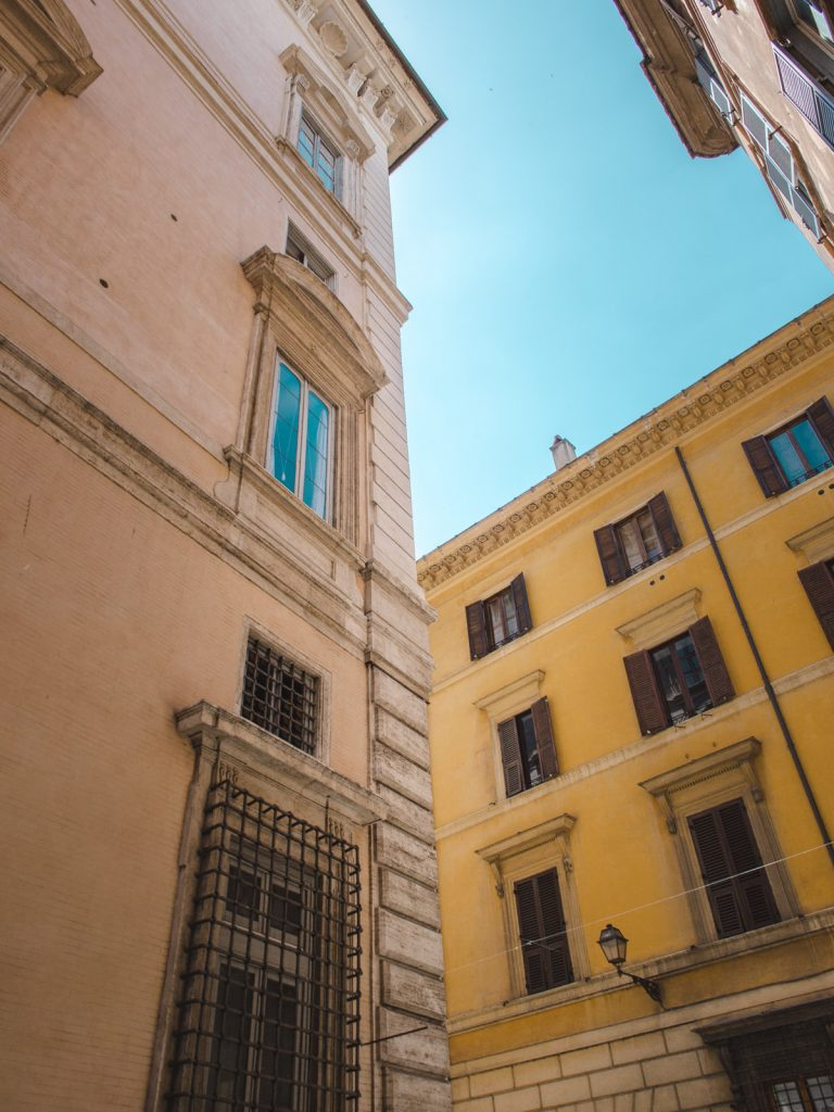 roma italy city architecture