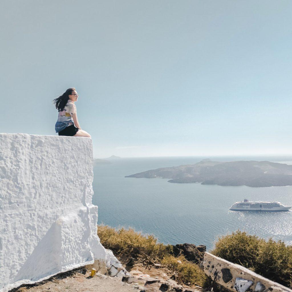 annabel lake dvsn santorini greece