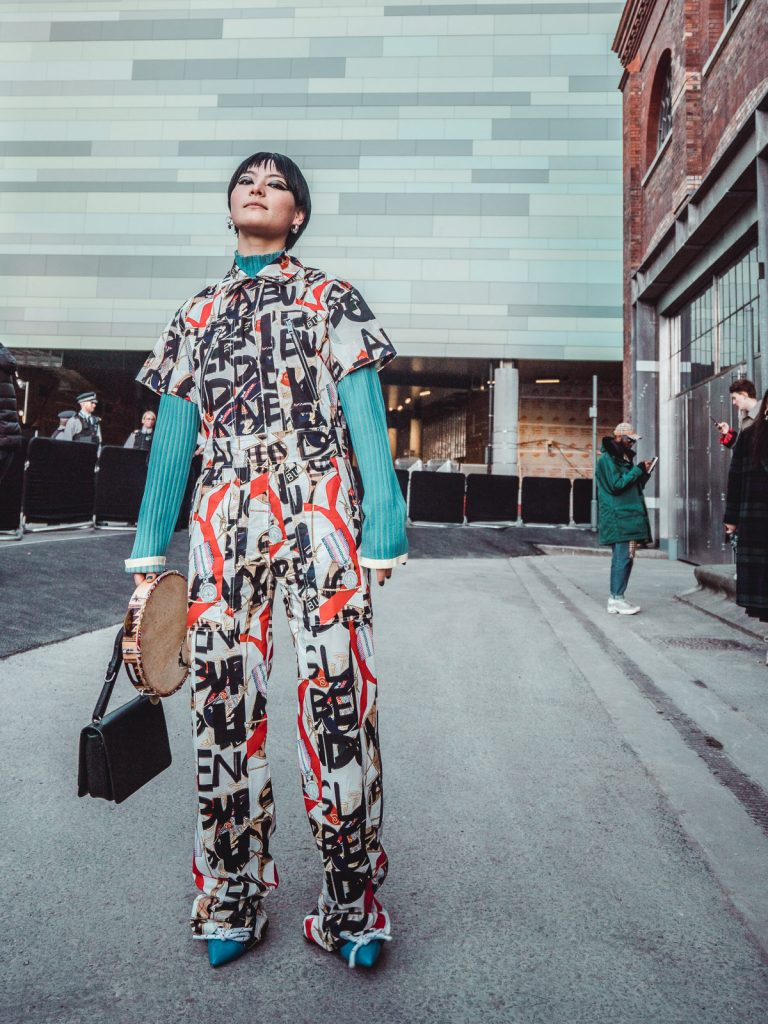 london street style photography 2018 lfw