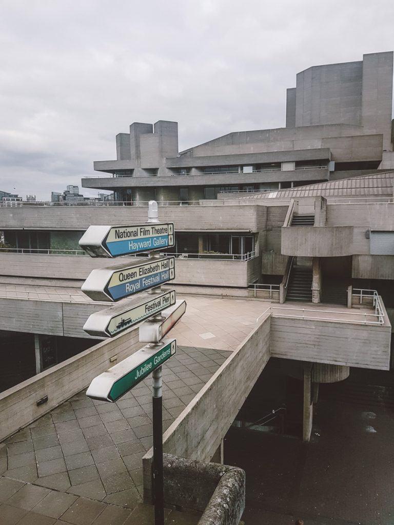 national theatre southbank london