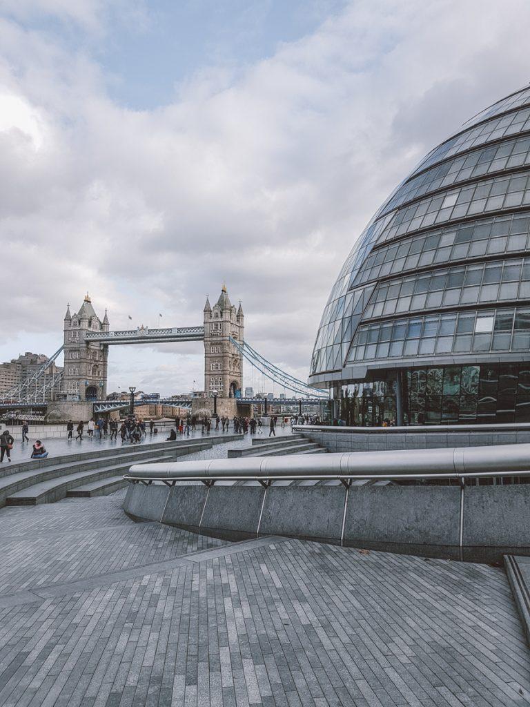 london tower bridge mayor
