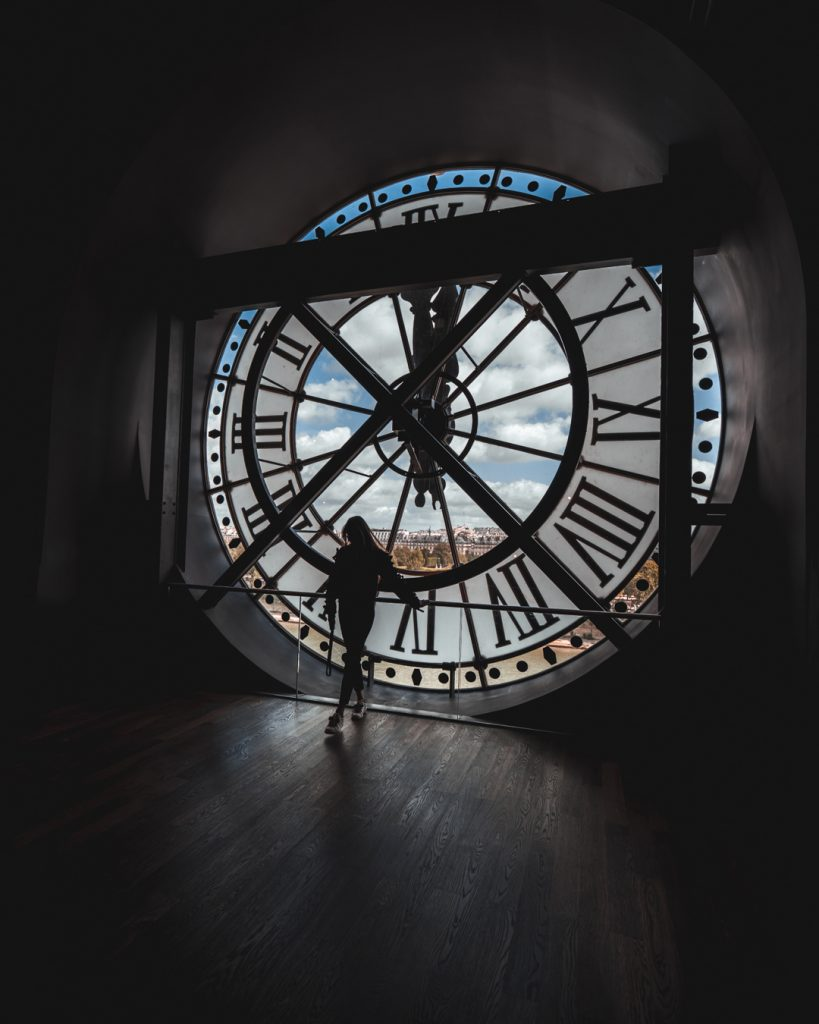 musee dorsay clocktower