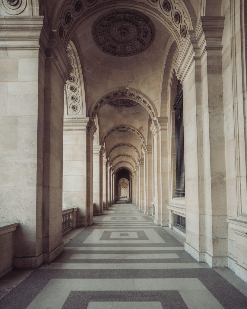 interior architecture classic baroque paris