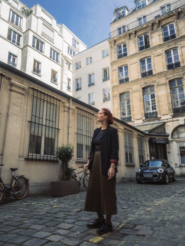 street style paris girl